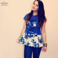 Upcycled Eco Friendly Bohemian Patchwork Top by TheBohemianDream