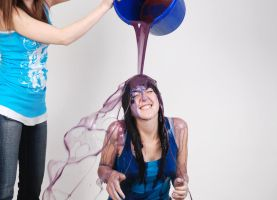 Amy gunged - 3 by memersonphotographic