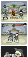 If Mortal Kombat was real by crashgordon