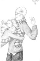 Lily y Scorpius by Arma-Blanca