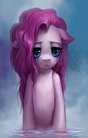 Sad Pinkie by miszasta