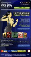 Casino Email Design II by mangion