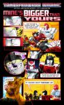 Transformers Mosaic 01 by tsaisin