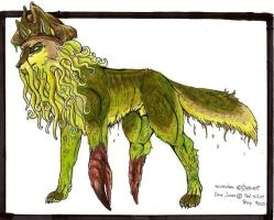 If Davy Jones is a dog.. by Barguest