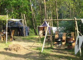 place - 008 Camp by thalija-STOCK
