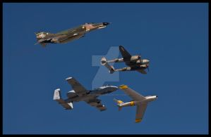 Nellis Heritage 09 3 by AirshowDave