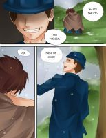 The First Hero Chapter 1 page 19 by infomertial