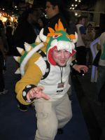 Bowser by Mew-Suika-Chi