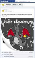 New Charizard 3DS XL !!! by PokeWaffle