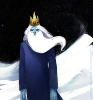 The Ice King by Alkven