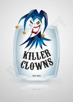 Killer Clowns by amitrichard