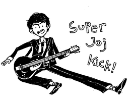here comes the joj by ayumux