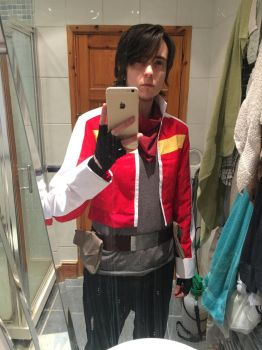 Keith [Voltron Legendary Defender] - Test 5 of 10 by ruuwolf