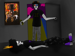 Gamzee's Sickness (Feat. Sollux) by Parabite