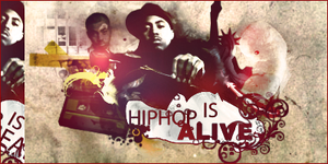 Hiphop is alive by Dj-Hayabusa