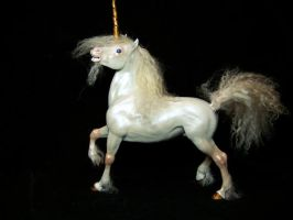 OOAK unicorn 77 by AmandaKathryn