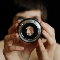 Look in Lens by imallergictoyou