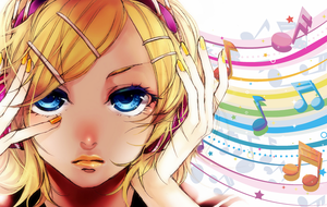 Rin Kagamine DID.NOT.DO.JUST.EDIT. by VAL0VE