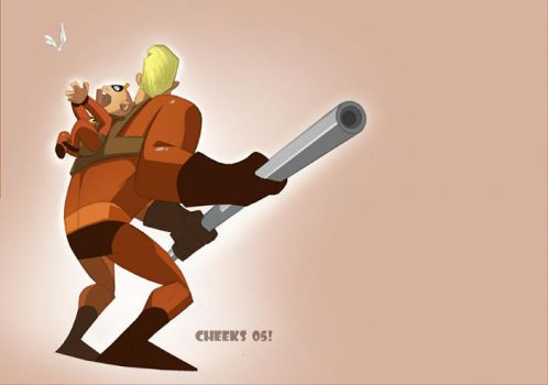 Incredibles request by cheeks-74
