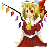 Flandre by AmiePC