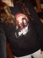 Tokio Hotel hoodie by The-Doll-Factory