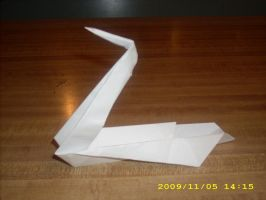 MY Brothers Origami Bird by SonAmyFan1993