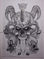 skull 3 by sugimancung