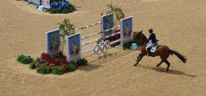 Olympics show-jumping 12 by TheManateePhotos