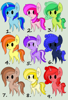 FREE Adoptables by MioAdopts