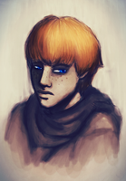 Ron Weasley:Traitor by Capricornicis