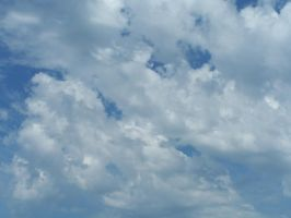 Clouds 10 by Hermit-stock