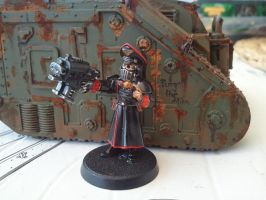Imperial guard  astra commissar yarrick 3 by skincoffin