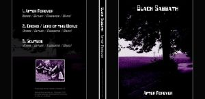 B.Sabbath-After Forever promo by honcuk
