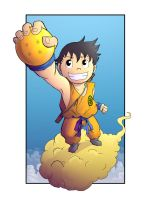Just Goku (reprise) by Sea-Snail-Studio