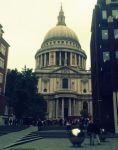 St. Paul's Churchyard by Mrs-Reed