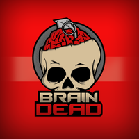 Brain Dead Logo Design by censd