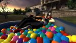 full hollow ichigo in the ball pit by Rain-Approves