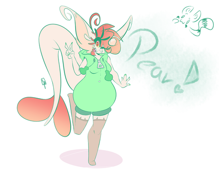 Pear by SlushyPanda