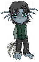 Oh look, a Chibi Ray 8D by Nestly
