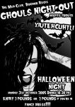 GhoulsNIghtOut Black and White by TheDecadentDecline