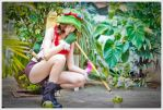 Teemo Cosplay - Noxious Trap by DrikaCPR