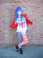 Patriotic? Hardly. by Pastel-Ai