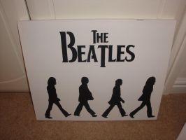 The Beatles Abbey Road by RAMART79
