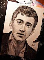 Alex Turner by jennykehl