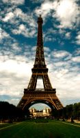 Eiffel 2 by the-wandering-child
