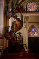 Miraculous Stair of Loretto Chapel by M-Lewis