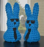 The Blues Bunnies by HaleyGeorge