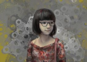 Maruko-chan by dothaithanh