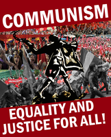 Communist Poster by Party9999999