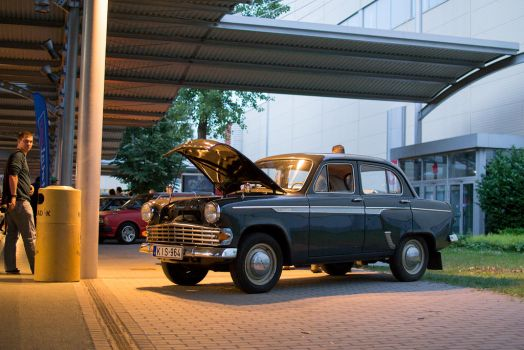 Moskvich 403 by andrew0807